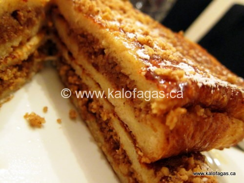 Baklava French Toast | Cooking and Recipes