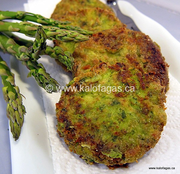 ... feta fritters recipes dishmaps asparagus and feta asparagus and feta